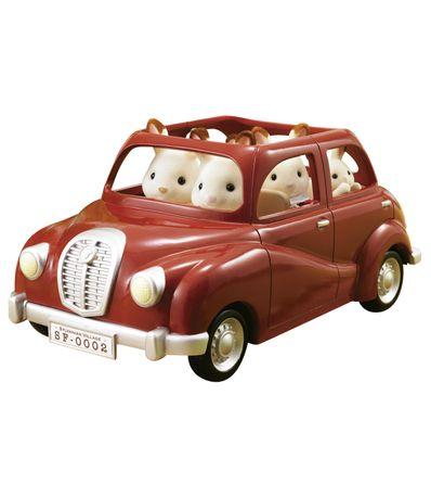 Sylvanian-famille-de-voitures