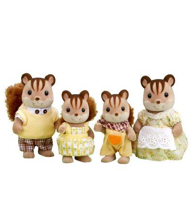 Sylvanian-famille-Chipmunks