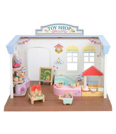 Sylvanian-Toy-Shop