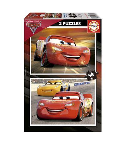 Cars-3-Puzzle-2x48-Pieces