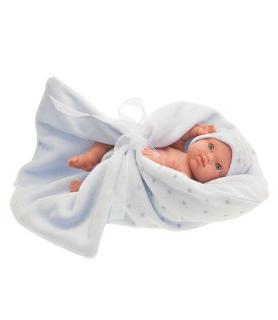 Mufly-bebe-nouveau-ne-avec-couverture-bleue