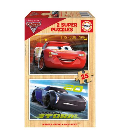 Cars-3-Puzzle-2-x-25-Pieces