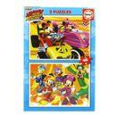 Mickey-et-Les-Super-Pilotes-2-Puzzles-de-48-Pieces