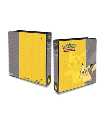 Album-Pokemon-Pikachu