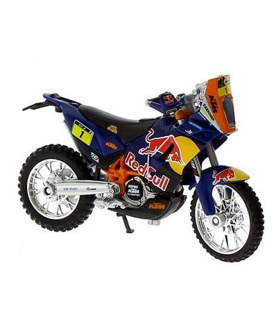 Moto-miniature-Red-Bull-KTM-450-Echelle-1-18