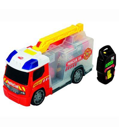 Camion-de-Pompiers-Enfant-avec-Accessoires