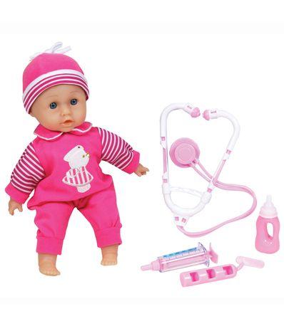 Poupee-Docteur-Lissi
