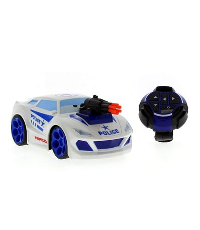 Voiture-R-C-Watch-Car-Police