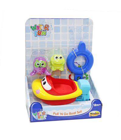 Bateau-jouet-aquatique