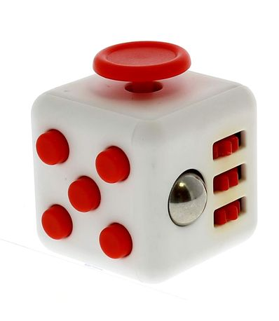 Fidger-Cube-blanc-et-rouge
