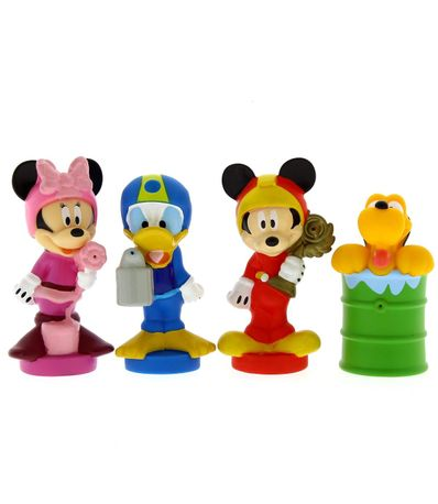Les-figures-Superpilotos-Mickey-Bain