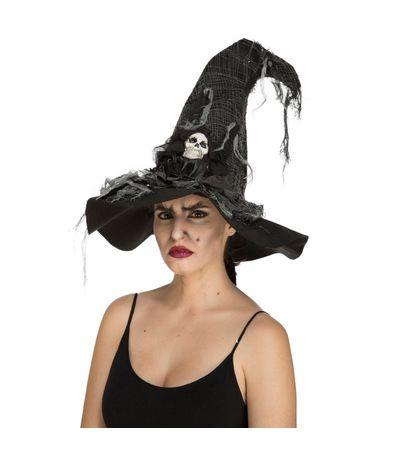 Accessoire-Halloween-Chapeau-de-sorciere