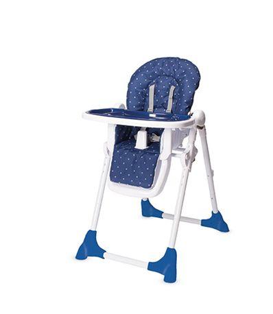 Chaise-haute-multiposition-Blue-Star