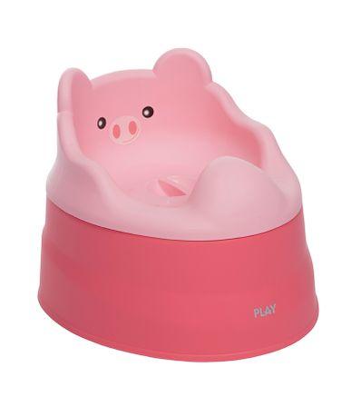 Pot-Potty-Pig-Rose