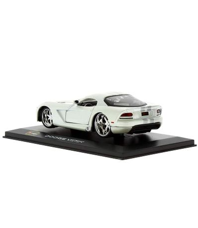 Voiture-miniature-Dodge-Viper-SRT-Echelle-1-32Plus