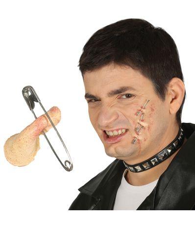 Accessoire-Halloween-cicatrice-epingle