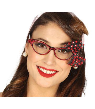 Gafas-para-Carnaval-Años-50-con-Lazo