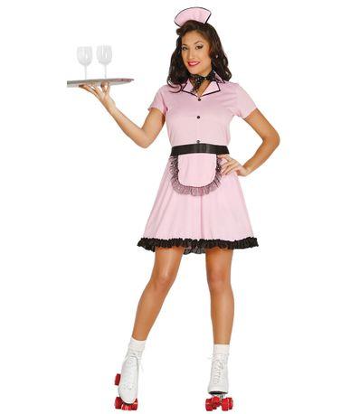 Costume-Adulte-Vintage-Serveuse