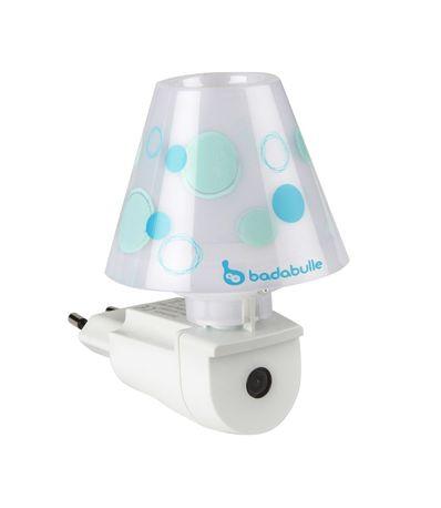 Lampe-pour-enfant-ecran-Bleu