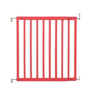 Barriere-de-porte-en-bois-Rouge