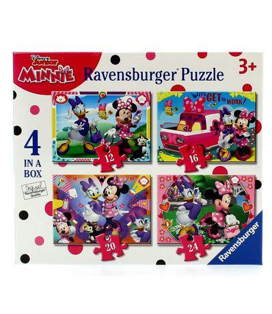 Minnie-Mouse-Puzzle-4-en-1