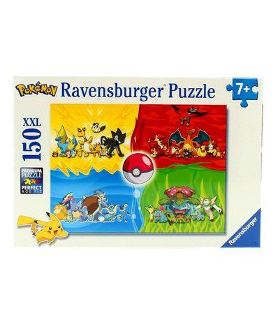 Pokemon-XXL-Puzzle-de-150-Pieces