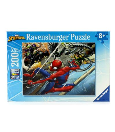 Spiderman-Puzzle-XXL-de-200-Pieces
