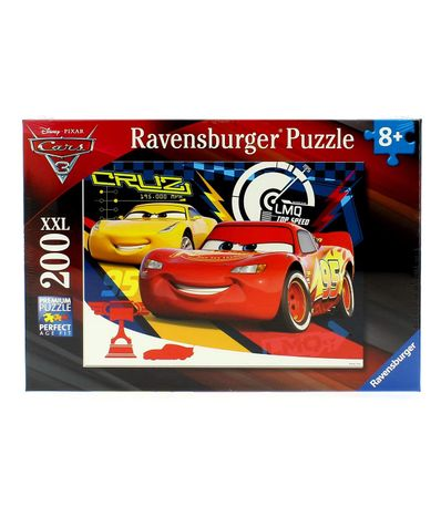 Cars-3-Puzzle-XXL-de-200-Pieces