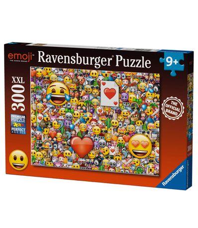 Emoji-Puzzle-XXL-de-300-Pieces
