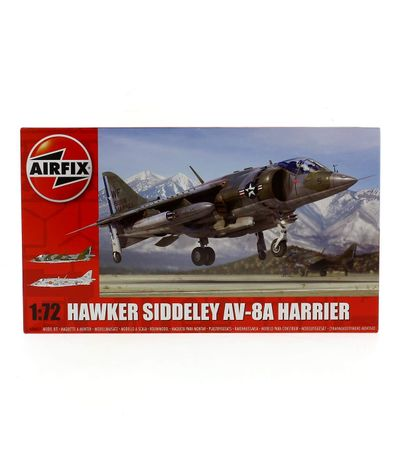 1-72-maquette-Hawker-Siddeley-Harrier