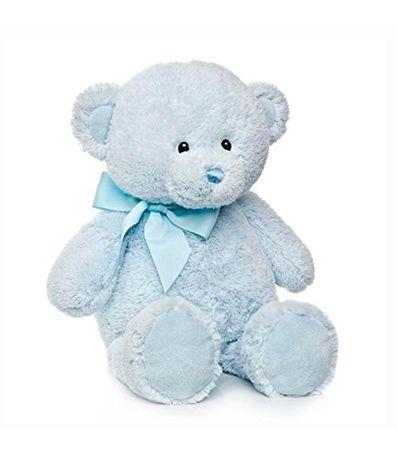 Peluche-Baby-Ourson-bleu-clair