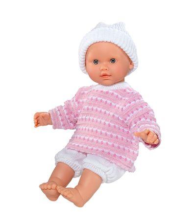 Baby-Doll-Lloron-Rosa