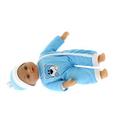 Bleu-Baby-Doll-avec-son