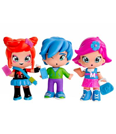 Pinypon-Pack-de-3-figures-Michelle-Rita-et-Sam