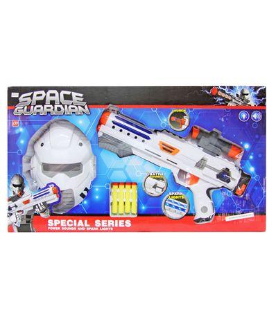 Combine-spatial-pour-enfants-avec-masque