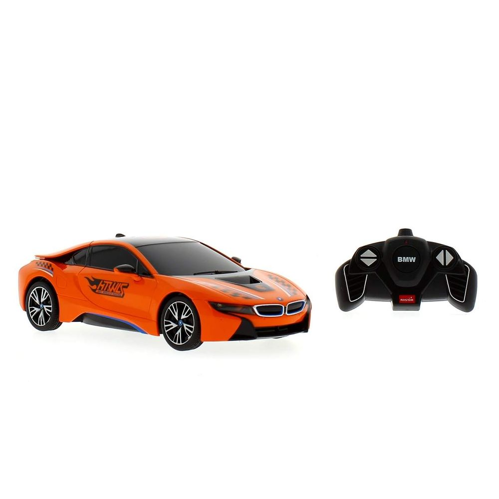 Voiture R C Hot Wheels Bmwi8 Drimjuguetesfr