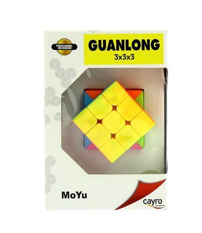 Cube-3X3-Guanlong