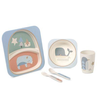 5-pieces-de-vaisselle-en-bambou-Four-a-micro-organique
