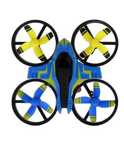 Drone-Mercury-Bleu