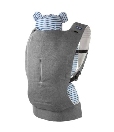 Pectorale-sac-a-dos-gris-Myamaki-Stripes