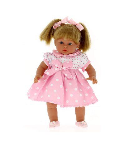 Lara-Llorona-Baby-Doll-avec-robe-rose