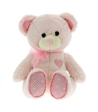 Ours-en-peluche-50-cm-Rosa