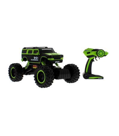 Voiture-Rock-Cruiser-RC-Verte-Echelle-1-16