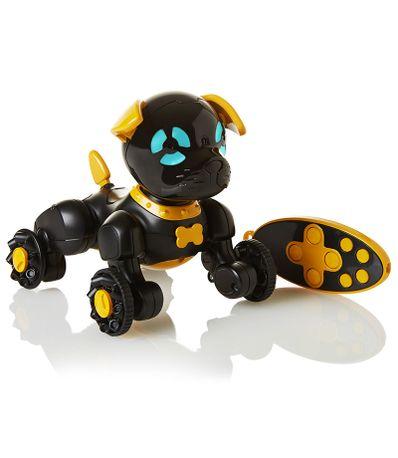 Robotique-Chien-Noir-Chippies
