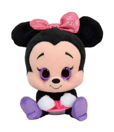 Disney-Minnie-peluche-Glitzies-Serie-1