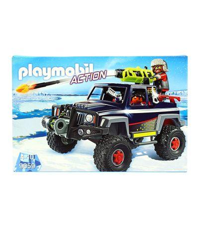 Playmobil-Action-Toutterrain-et-pirates-de-glace
