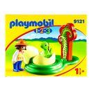 Playmobil-123-Exploratrice-et-bebe-dinosaure