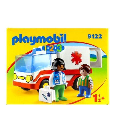 Playmobil-123-Ambulance