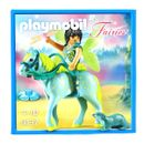 Playmobil-Fairies-Fee-avec-cheval