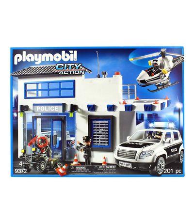 Playmobil-City-Action-Mega-Set-de-Police